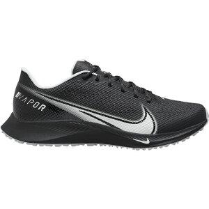 ナイキ Nike メンズ アメリカンフットボール シューズ・靴【Vapor Edge Turf】Black/White/Black