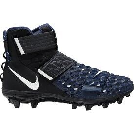 ナイキ Nike メンズ アメリカンフットボール シューズ・靴【force savage elite 2 td】Black/White/College Navy