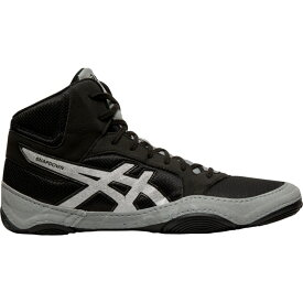 アシックス ASICS メンズ レスリング シューズ・靴【snapdown 2】Black/Silver