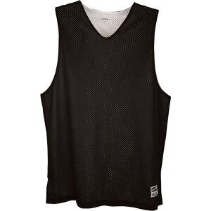 イーストベイ Eastbay メンズ バスケットボール タンクトップ トップス【basic reversible mesh tank】Black/White