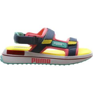 プーマ PUMA メンズ サンダル シューズ・靴【future rider sandal】Multi/Multi BUBBLEGUM