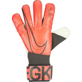 ナイキ Nike ユニセックス サッカー ゴールキーパー グローブ【grip 3 goalkeeper gloves】Bright Mango/Black/Bright Mango