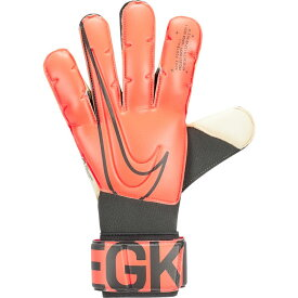 ナイキ Nike ユニセックス サッカー ゴールキーパー グローブ【Vapor Grip 3 Goalkeeper Gloves】Bright Mango/Black/Orange Pulse