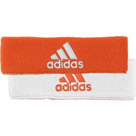 アディダス adidas メンズ ヘアアクセサリー ヘッドバンド【interval reversible headband】Collegiate Orange/White