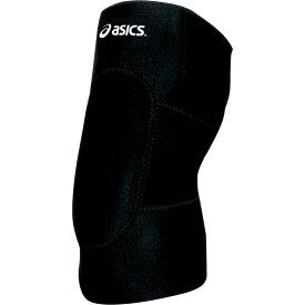 アシックス ASICS メンズ レスリング ニーパッド サポーター【gel wrestling kneepads w/lycra】Black