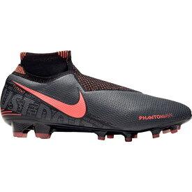 ナイキ Nike メンズ サッカー シューズ・靴【Phantom Vision Elite DF FG】Dark Grey/Bright Mango/Black