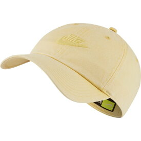 ナイキ Nike レディース キャップ 帽子【Heritage '86 Cap】Topaz Gold