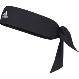 アディダス adidas メンズ ヘアアクセサリー ヘアバンド【Tie II Hairband】Black/White