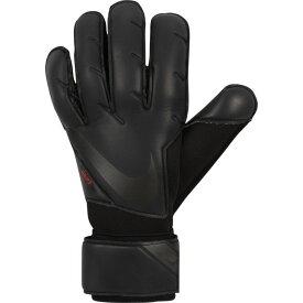ナイキ Nike ユニセックス サッカー ゴールキーパー グローブ【Grip 3 Goalkeeper Gloves】Black/Chile Red