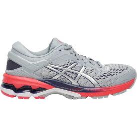 アシックス ASICS レディース ランニング・ウォーキング シューズ・靴【GEL-Kayano 26】Piedmont Grey/Silver