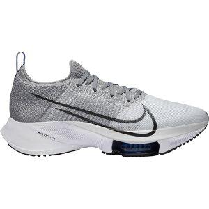ナイキ Nike メンズ ランニング・ウォーキング エアズーム シューズ・靴【Air Zoom Tempo Next% Flyknit】Wolf Grey/White/Pure Platinum