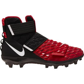 ナイキ Nike メンズ アメリカンフットボール シューズ・靴【Force Savage Elite 2 TD】Black/White/University Red
