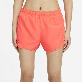 """ナイキ Nike レディース フィットネス・トレーニング ドライフィット ショートパンツ ボトムス・パンツ【Dri-FIT 3.5"""" Tempo Shorts】Bright Mango/Bright Mango"""