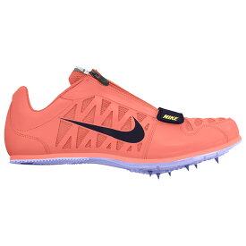 ナイキ Nike メンズ 陸上 シューズ・靴【Zoom LJ 4】Bright Mango/Light Zitron/Blackened Blue