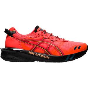 アシックス ASICS Tiger メンズ ランニング・ウォーキング シューズ・靴【GEL-Lyte XXX】Sunrise Red/Black