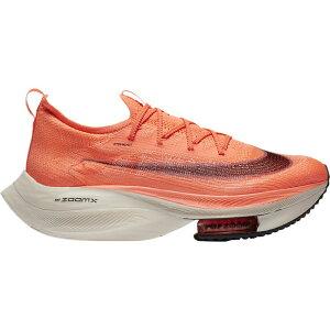 ナイキ Nike メンズ ランニング・ウォーキング エアズーム シューズ・靴【Air Zoom Alphafly Next%】Bright Mango/Citron Pulse/Metallic Red/Redline Glow