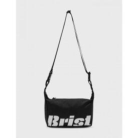 エフシーレアルブリストル F.C. Real Bristol メンズ ショルダーバッグ バッグ【2-way small shoulder bag】Black