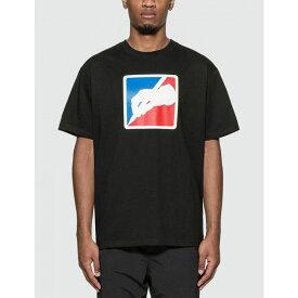 ハブアグットタイム Have A Good Time メンズ Tシャツ トップス【gta ack frame t-shirt】Black