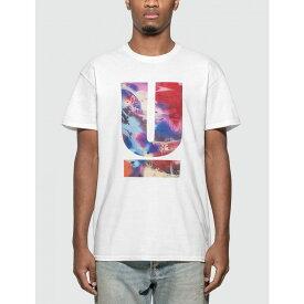 アンダーカバー Undercover メンズ Tシャツ トップス【futura x the kinship issue t-shirt】White