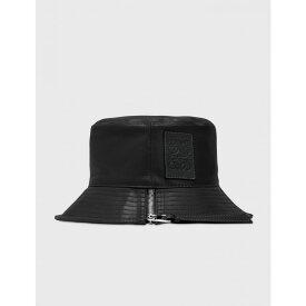 ロエベ Loewe レディース ハット 帽子【Fisherman Hat】Black