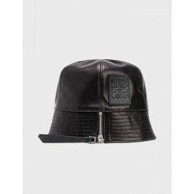 ロエベ Loewe レディース ハット バケットハット 帽子【Bucket Hat】Black