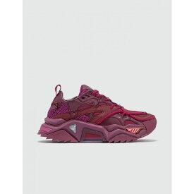 カルバンクライン Calvin Klein 205W39NYC レディース スニーカー シューズ・靴【Strike 205 Sneakers】Plum Purple