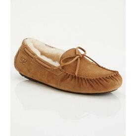アグ メンズ シューズ・靴 スリッパ【UGG Olsen Suede Slippers】Chestnut