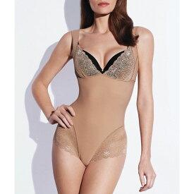 シモーヌペレール レディース インナー・下着 ボディースーツ【Simone Perele Top Model Medium Control Bodysuit】Nude