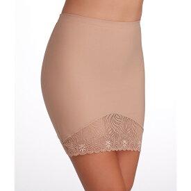 シモーヌペレール レディース インナー・下着【Simone Perele Top Model Medium Control Skirt Shaper Slip】Nude