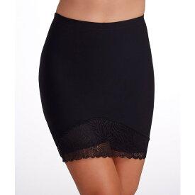 シモーヌペレール レディース インナー・下着【Simone Perele Top Model Medium Control Skirt Shaper Slip】Black