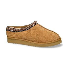 アグ メンズ シューズ・靴 スリッパ【UGG Tasman Slippers】Chestnut