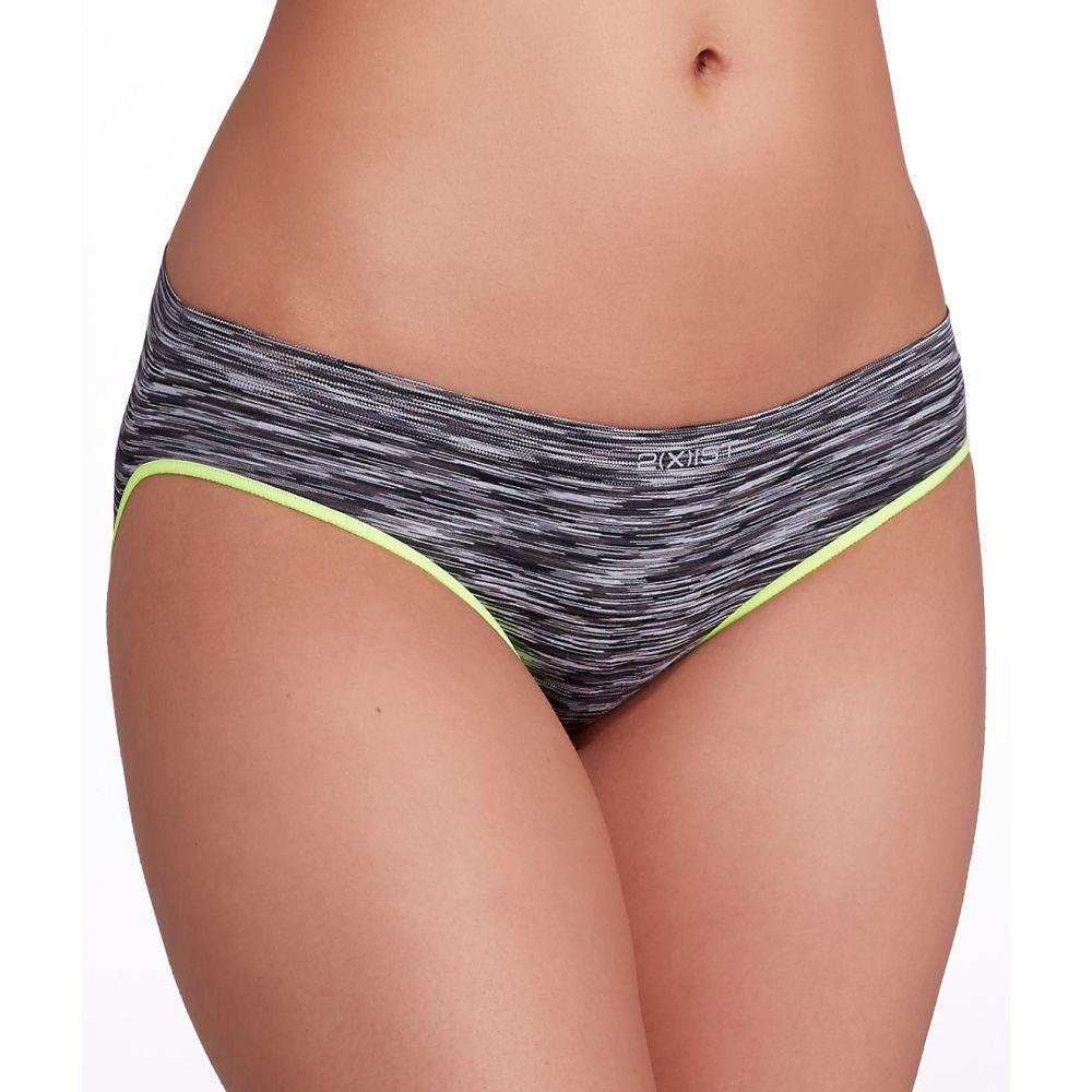 ツーイグジスト 2(x)ist レディース インナー・下着 ショーツのみ【Seamless Bikini】Charcoal