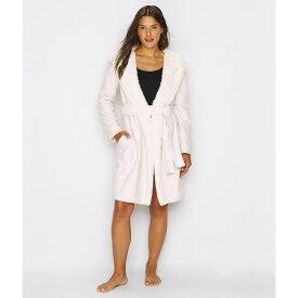 アグ UGG レディース ガウン・バスローブ インナー・下着【Portola Reversible Short Robe】Cream Heather