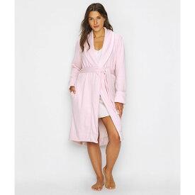 アグ UGG レディース ガウン・バスローブ インナー・下着【Duffield Shawl Collar Plush Robe】Seashell Pink
