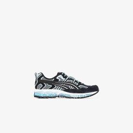 アシックス ASICS メンズ スニーカー シューズ・靴【Black gel Nandi 360 sneakers】black