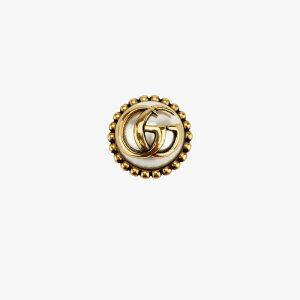 グッチ Gucci レディース イヤリング・ピアス ジュエリー・アクセサリー【gold tone GG cone earring】gold