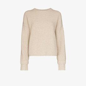 ルカシャ Le Kasha レディース ニット・セーター トップス【Corse cashmere sweater】neutrals