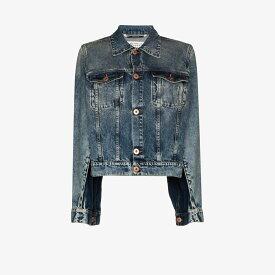 メゾン マルジェラ Maison Margiela レディース ジャケット Gジャン アウター【sanfor denim jacket】blue