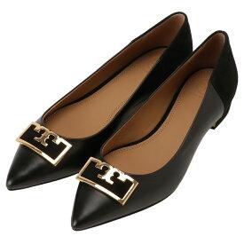 【即納】トリー バーチ Tory Burch レディース シューズ・靴 パンプス【Gigi 20Mm Pointy Toe Flat】Perfect Black ポインテッドトゥ フラット