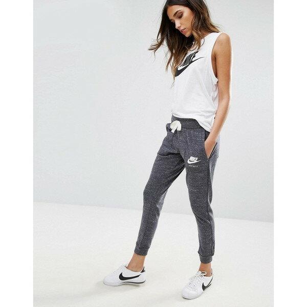 【即納】ナイキ NIKE レディース ボトムス・パンツ スウェット・ジャージ【Nike Vintage Sweat Pants】Grey Multicolour