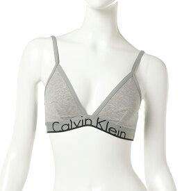 【即納】カルバンクライン Calvin Klein Underwear レディース インナー・下着 ブラジャーのみ【ID Triangle Bra】Grey Heather