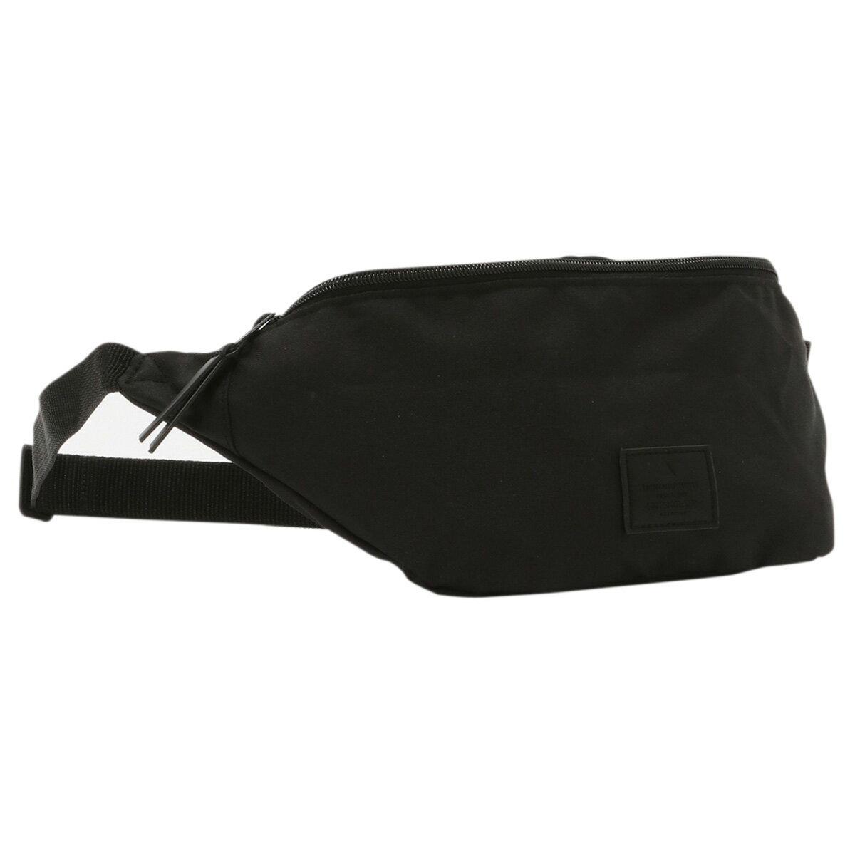 【即納】エイソス ASOS メンズ バッグ ボディバッグ・ウエストポーチ【Bum Bag】Black