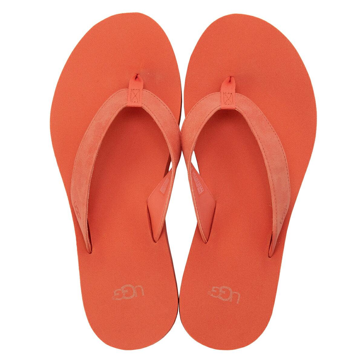 【即納】アグ UGG レディース シューズ・靴 ビーチサンダル【flip flop】FUSION CORAL
