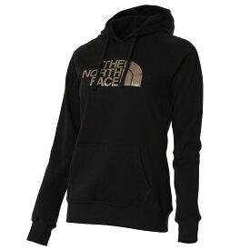 【即納】ザ ノースフェイス The North face レディース トップス パーカー【hoodie】BLACK/GOLD