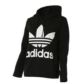 【即納】アディダス adidas Originals レディース トップス パーカー【trefoil hoodie】BLACK