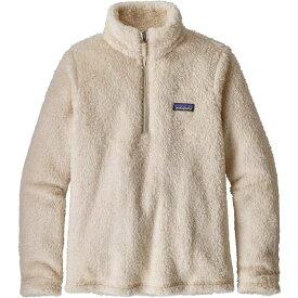 【即納】パタゴニア Patagonia レディース トップス フリース【Los Gatos Quarter Zip Fleece Pullover】Calcium
