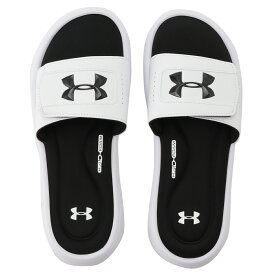 【即納】アンダーアーマー UNDER ARMOUR メンズ シューズ・靴 サンダル【UA M Ignite V SL 】White