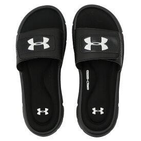 【即納】アンダーアーマー UNDER ARMOUR メンズ シューズ・靴 サンダル【UA M Ignite V SL 】Black