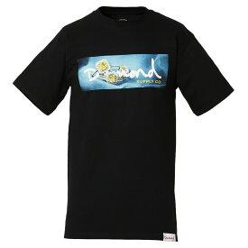 【即納】ダイアモンドサプライ Diamond Supply Co メンズ トップス Tシャツ【CITRINE BOX LOGO S/S TEE】BLACK ボックスロゴT