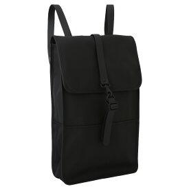 【即納】レインズ RAINS ユニセックス バッグ バックパック・リュック【Backpack 1220】Black タウンユース 通勤 通学 撥水 防水 デイパック A4サイズ